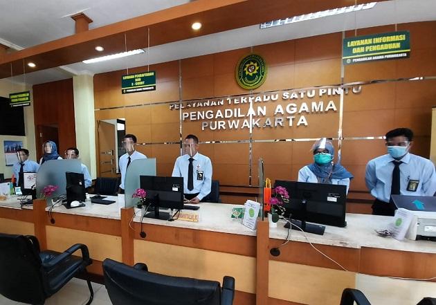 PTSP Online & Pojok E-Court